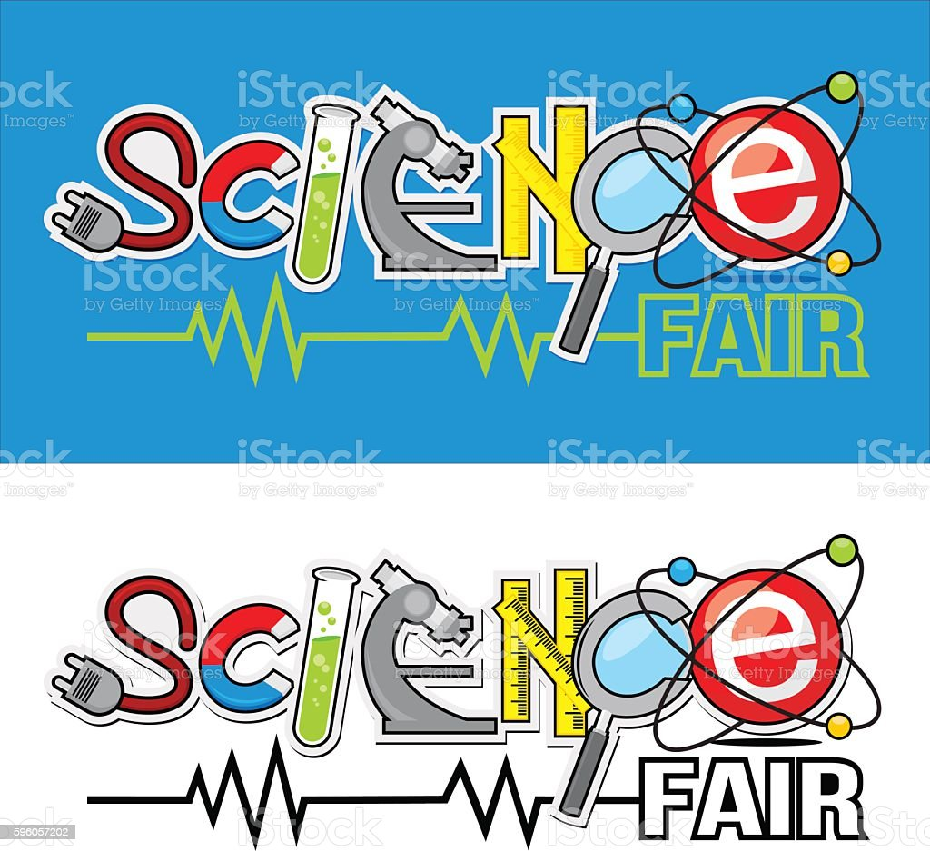 Science Fair Logo royalty-free science fair logo stock vector art & more images of atom