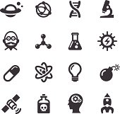 Science Icons - Acme Series
