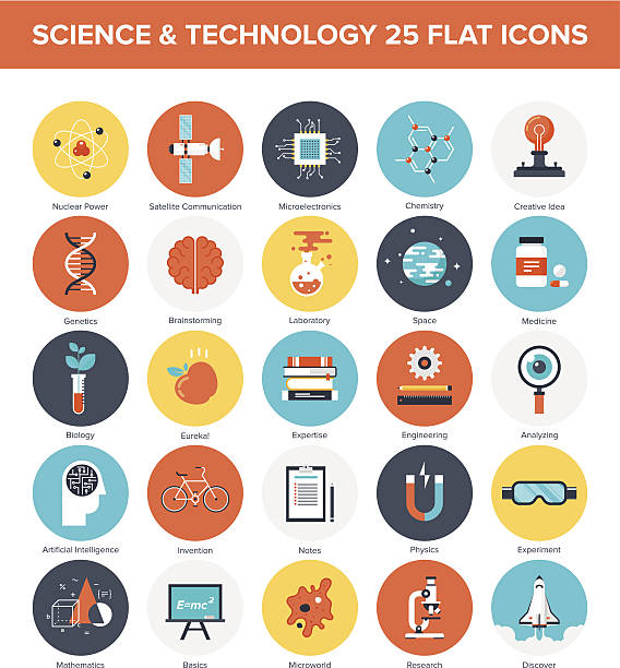 science アイコン - 生物学点のイラスト素材/クリップアート素材/マンガ素材/アイコン素材