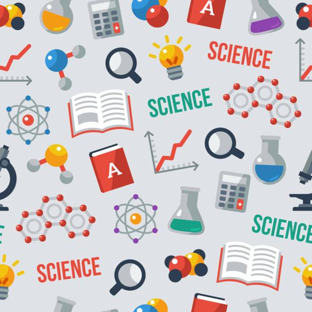 Vectores de Experimentos Faciles De Fisica y Illustraciones Libre de ...