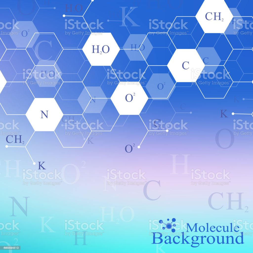 Scientific hexagonal chemistry pattern. Structure molecule DNA research as concept. Science and technology background communication. Medical scientific backdrop for your design. Vector Illustration royalty-free scientific hexagonal chemistry pattern structure molecule dna research as concept science and technology background communication medical scientific backdrop for your design vector illustration dna에 대한 스톡 벡터 아트 및 기타 이미지