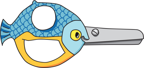 Scissor for Kids