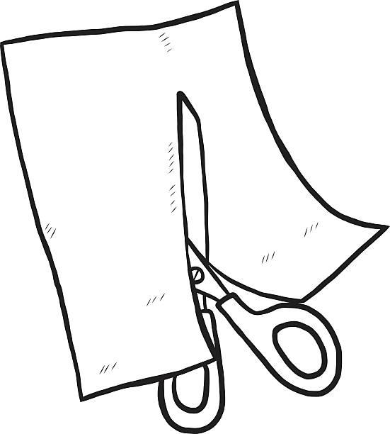 how to do the scissor cut