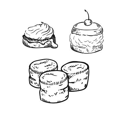 scones sketch