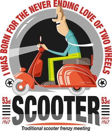Scooter club