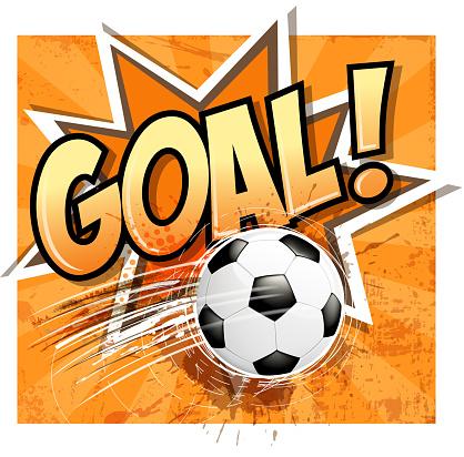 scoring goal