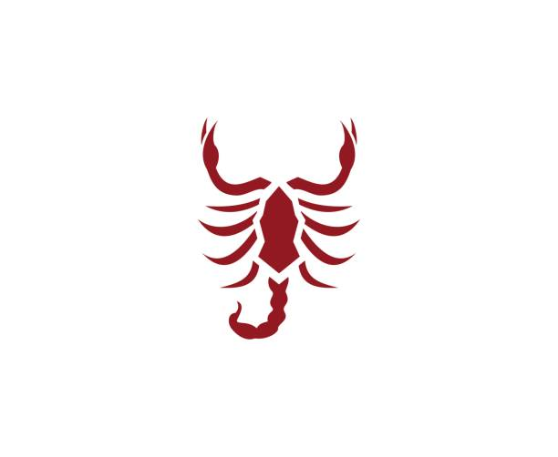 Scorpion icon This illustration/vector you can use for any purpose related to your business. scorpio stock illustrations