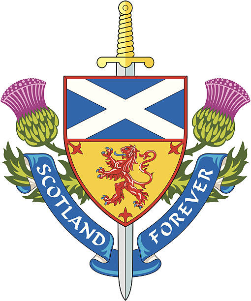 Royalty Free Scotland Clip Art Vector Images Illustrations Istock