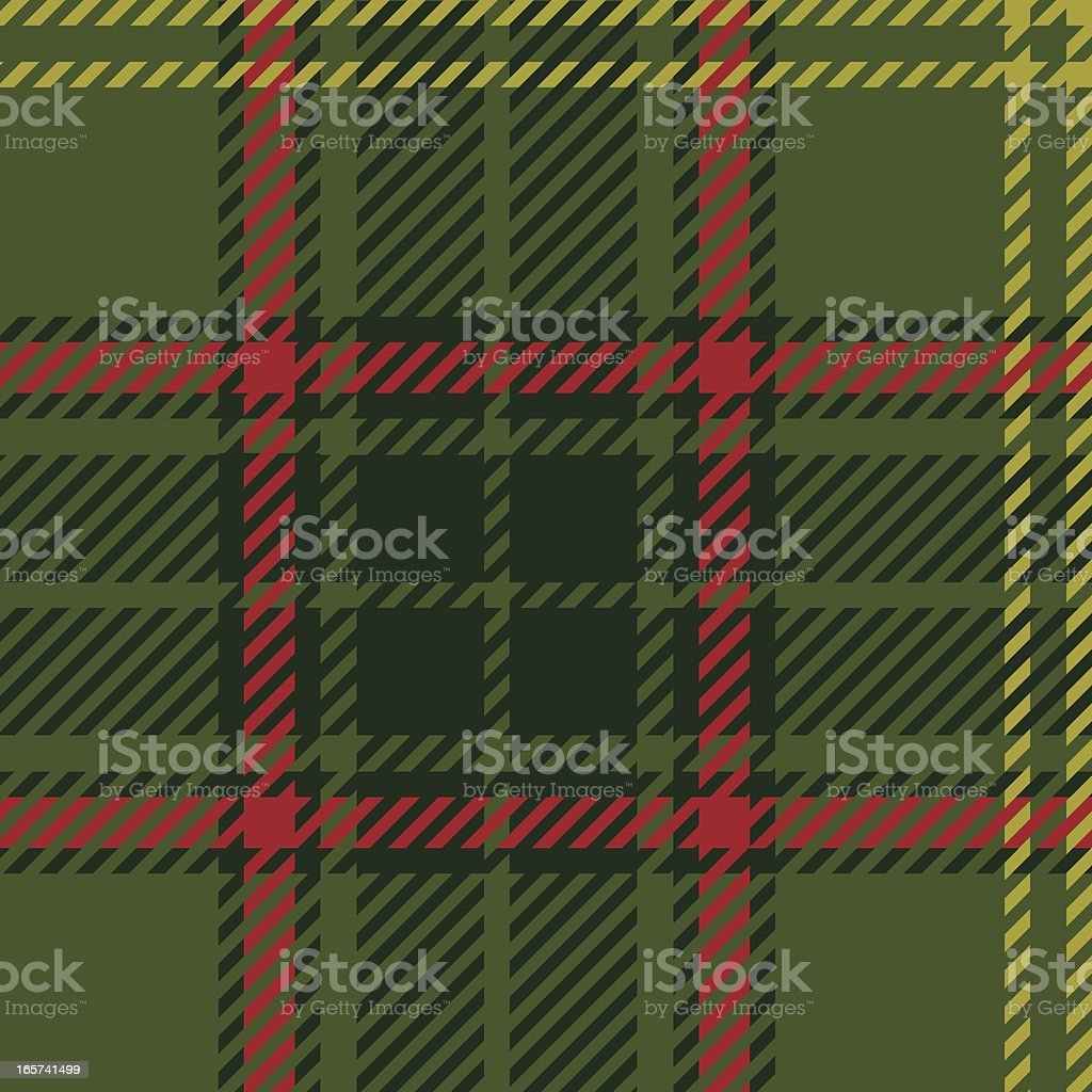 Scottish green tartan. royalty-free scottish green tartan stock vector art & more images of arts culture and entertainment
