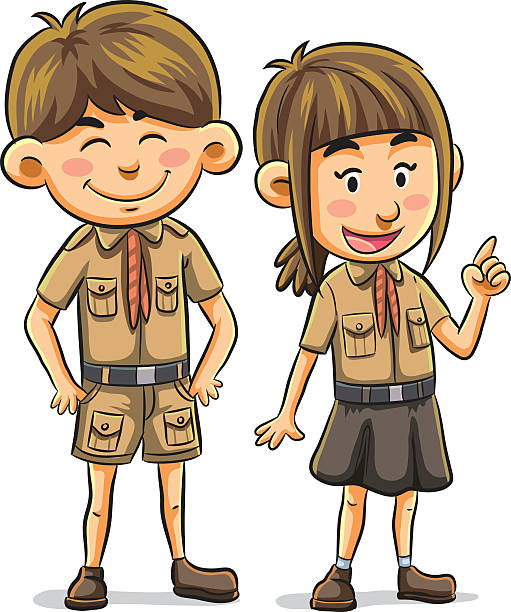 Free Boy Scouts Vektor - Download Kostenlos Vector, Clipart Graphics,  Vektorgrafiken und Design Vorlagen
