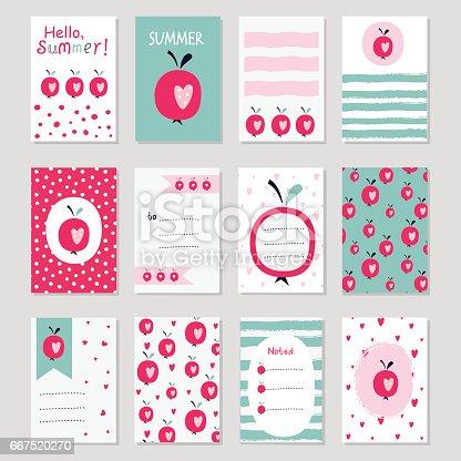 Scrapbook sof greeting cards