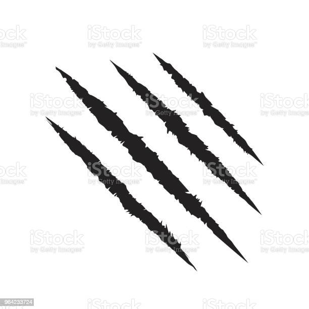 Scratch claws of animal tiger claws design element vector vector id964233724?b=1&k=6&m=964233724&s=612x612&h= nffqdia4vbxckvianxkhchkxfz hypaz9womclesii=