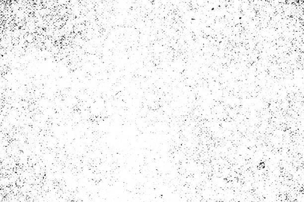 porysowany papier lub tektura tekstury - brudny stock illustrations