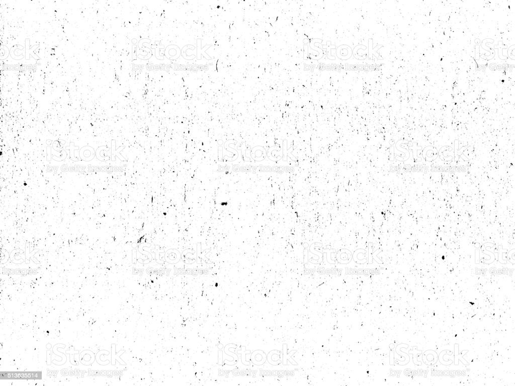 Scratched paper or cardboard texture vector art illustration
