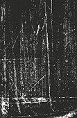 Scratched Vector Background Black 04