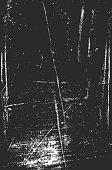 Scratched Vector Background Black 06