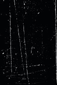 Scratched Vector Background Black 07