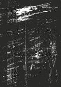 Scratched Vector Background Black 10