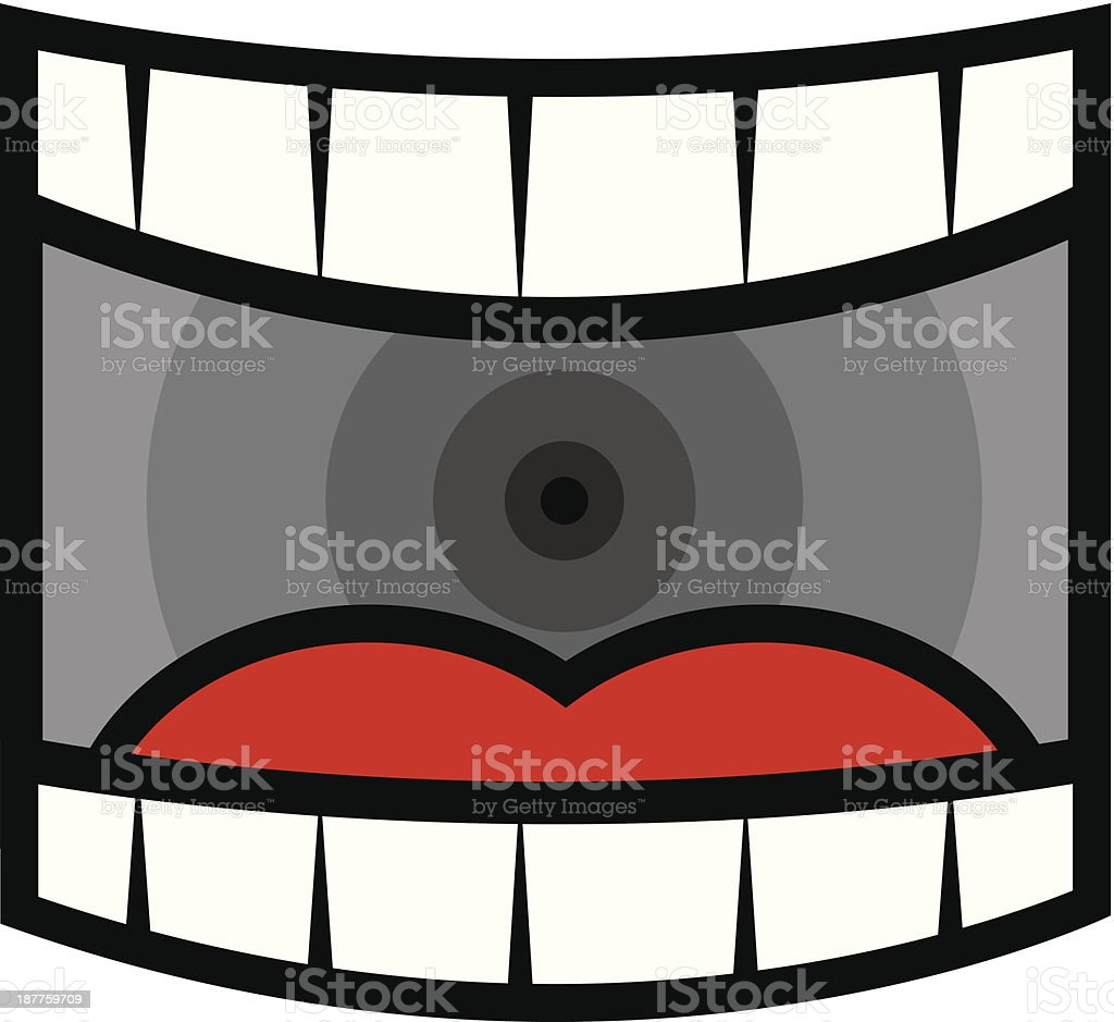 Screaming Mouth royalty-free screaming mouth stock vector art & more images of adult