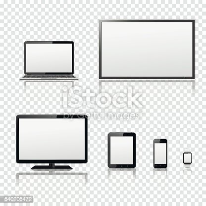 Tv Screen Lcd Monitor Notebook Tablet Computer Smartphone