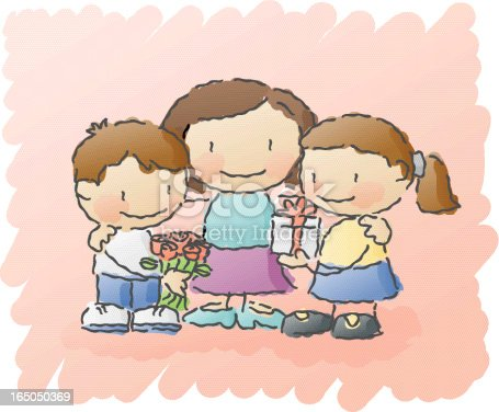 istock scribbles: mother's day 165050369