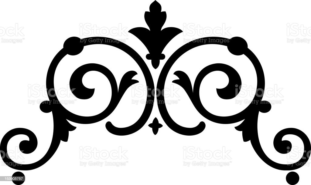 scroll1d royalty-free scroll1d stock vector art & more images of angle