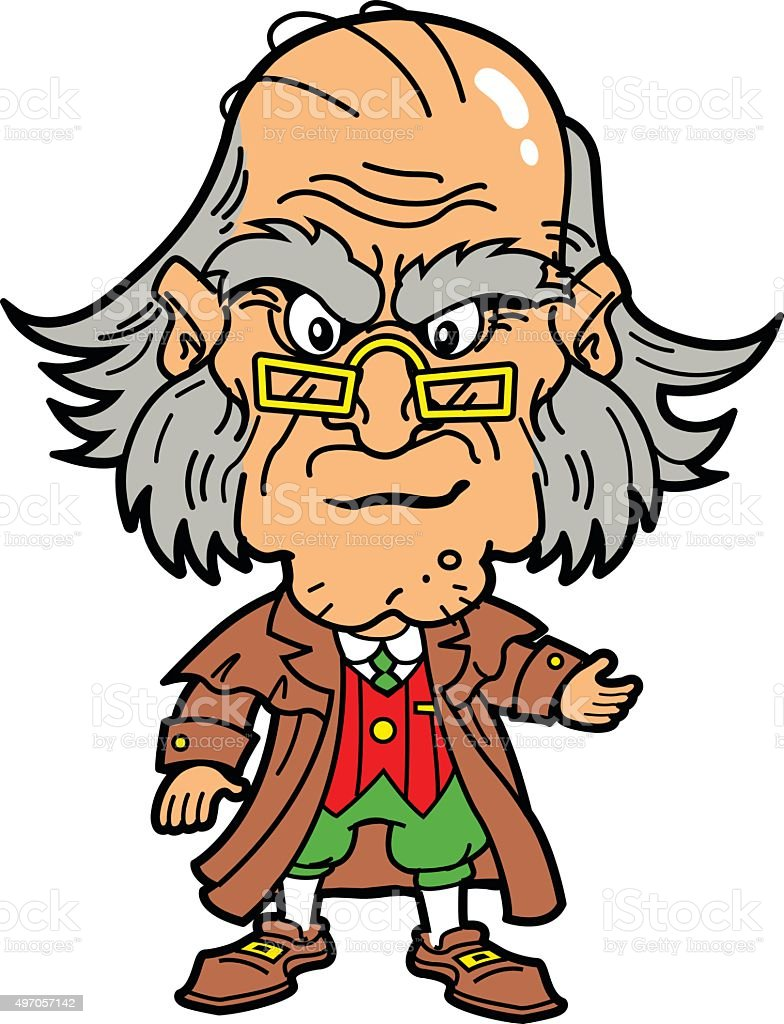 royalty free ebenezer scrooge clip art vector images rh istockphoto com ebenezer scrooge clipart uncle scrooge clipart