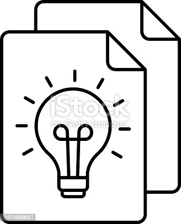 Scrum Artifact Vector Icon Design, Software and web development symbol on white background, Computer Programming and Coding stock illustration, Product Backlog Concept,