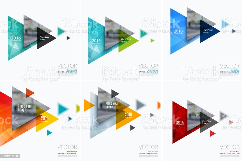Se Of Business Vector Design Elements For Graphic Layout Modern ...
