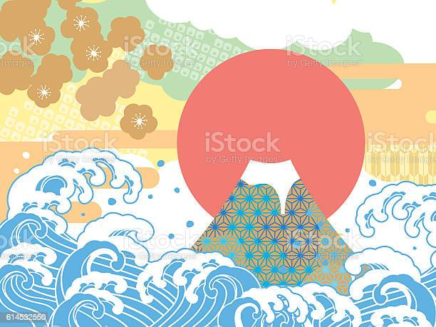 Sea and auspicious illustration of mount fuji vector id614532550?b=1&k=6&m=614532550&s=612x612&h=pdqoo28mtemprtgqhkotaxloifq9gw3nbjrq g9jf 8=