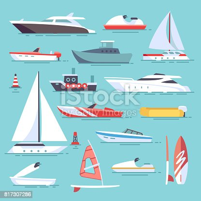 Boat free logo templates for Fishing boat types