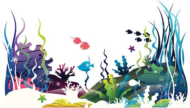 Best Ocean Floor Illustrations, Royalty-Free Vector ...