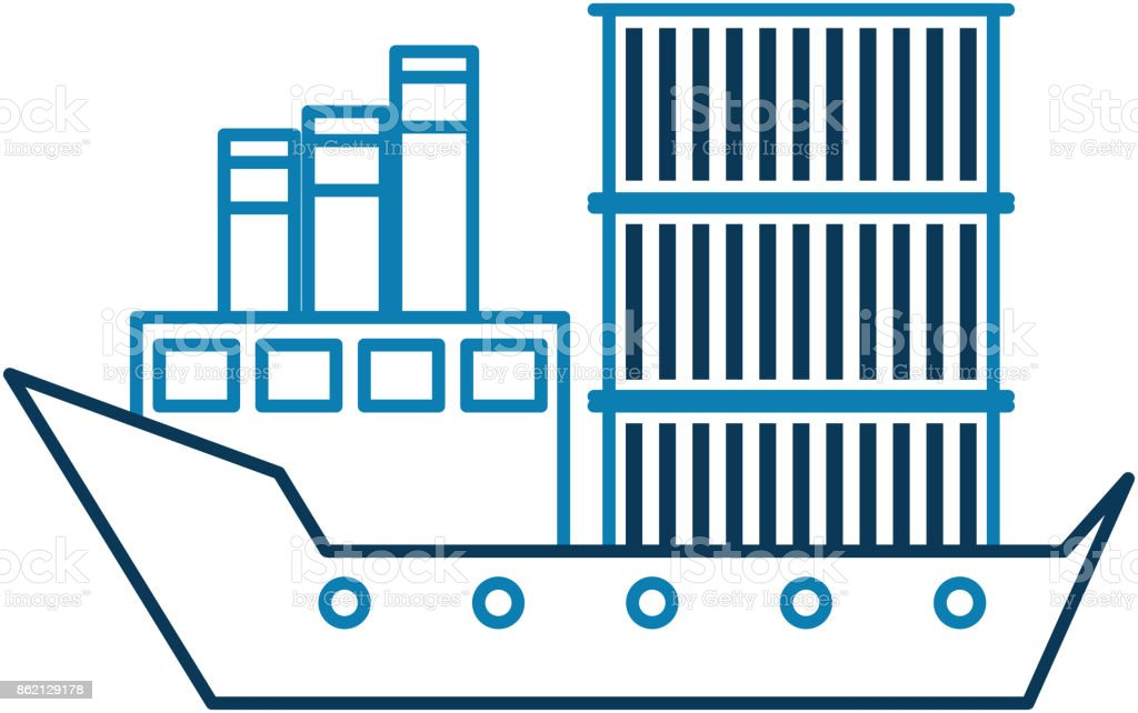 sea transportation logistic freight shipping cargo ship royalty-free sea  transportation logistic freight shipping cargo