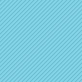Light blue abstract seamless 3D diagonal stripe pattern background