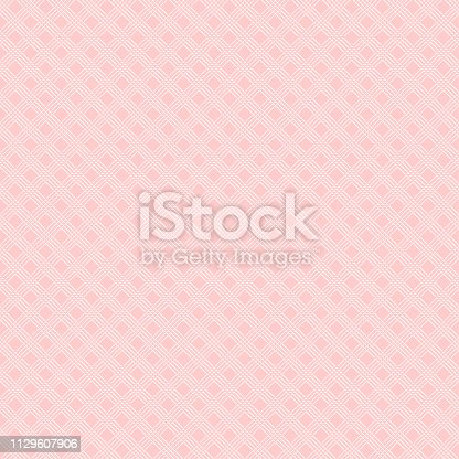 Seamless abstract background pattern - pink wallpaper - vector Illustration