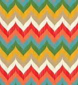seamless abstract braid patern