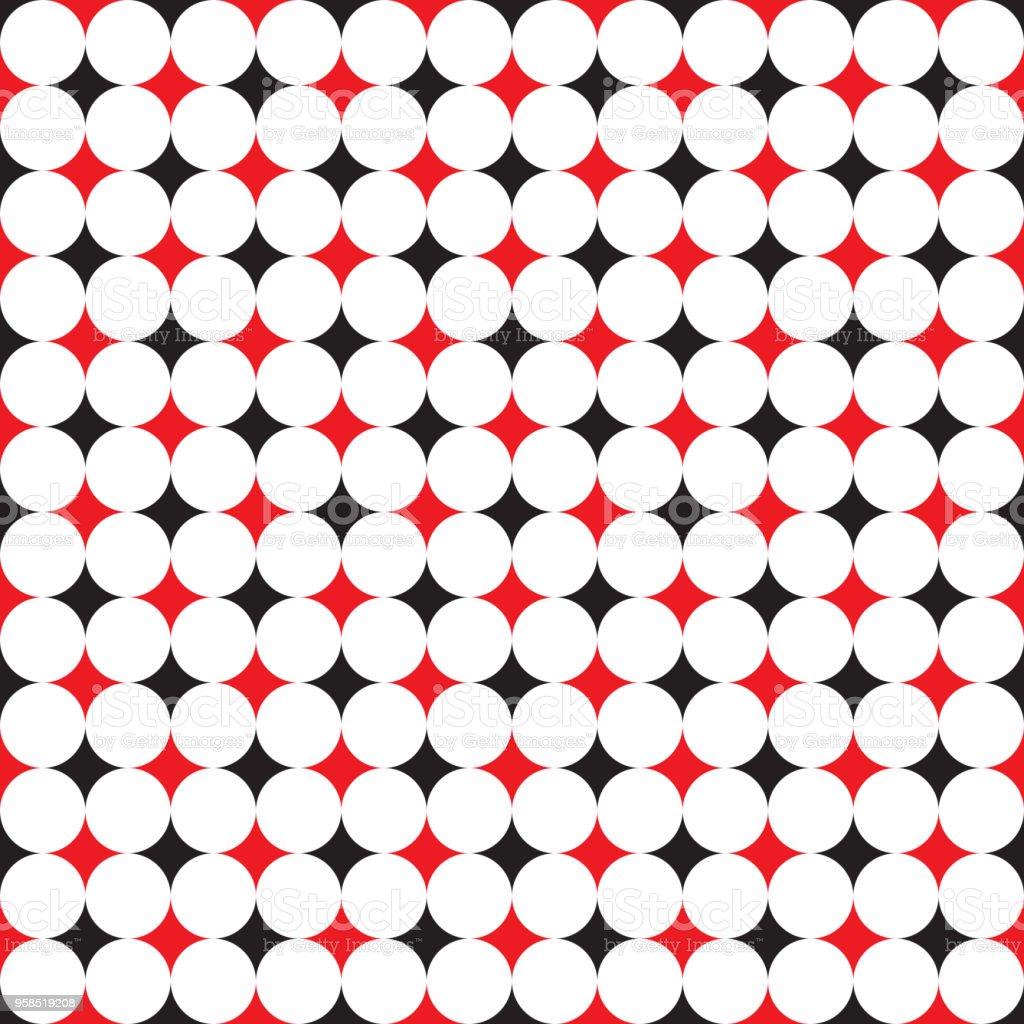 Ilustración de Patrón Sin Costuras Fondo Abstracto Geométrico y más ...