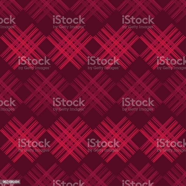 Vetores de Sem Costura Padrão Geométrico Abstrato A Textura Das Tiras Pinceladas Incubação De Mão Rabisco De Textura Rapport De Têxteis e mais imagens de Abstrato