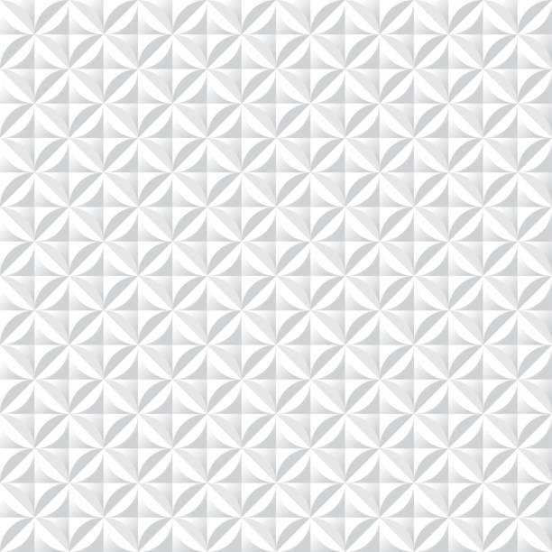 ilustrações, clipart, desenhos animados e ícones de padrão de superfície textura relevo geométrico abstrato sem emenda - molduras decorativas