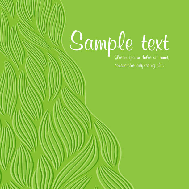 seamless abstract hand-drawn ppattern - fur texture stock illustrations, clip art, cartoons, & icons