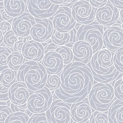 Sorunsuz Soyut Çizilmiş Dalgalar Desen Dalgalı Arka Plan Stok Vektör Sanatı & Arka planlar'nin Daha Fazla Görseli