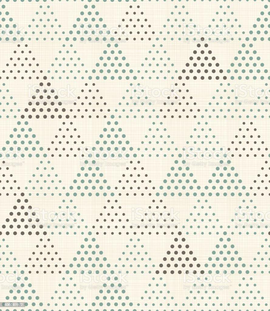 seamless abstract irregular noisy pattern vector art illustration