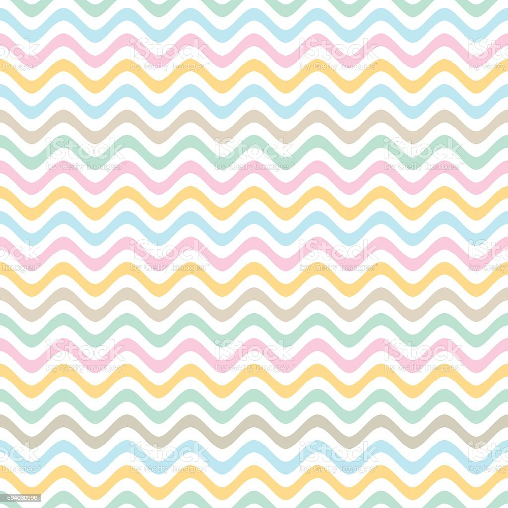 Seamless abstract waved cute pattern vector background stock vector seamless abstract waved cute pattern vector background royalty free seamless abstract waved cute voltagebd Gallery