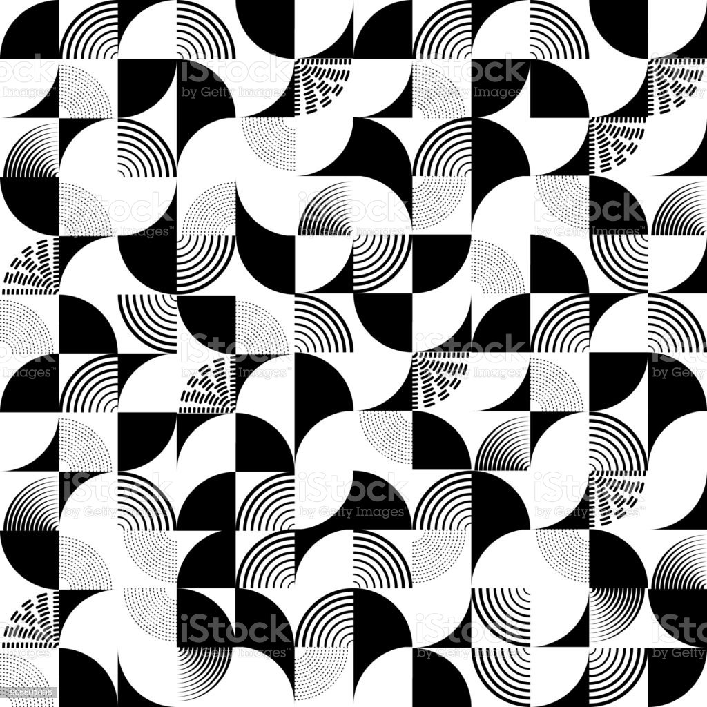 Seamless art deco pattern vector background. Perfect for wallpapers, pattern fills, web page backgrounds, surface textures, textile. Art nouveau modern geometric decorative vintage backdrop vector art illustration