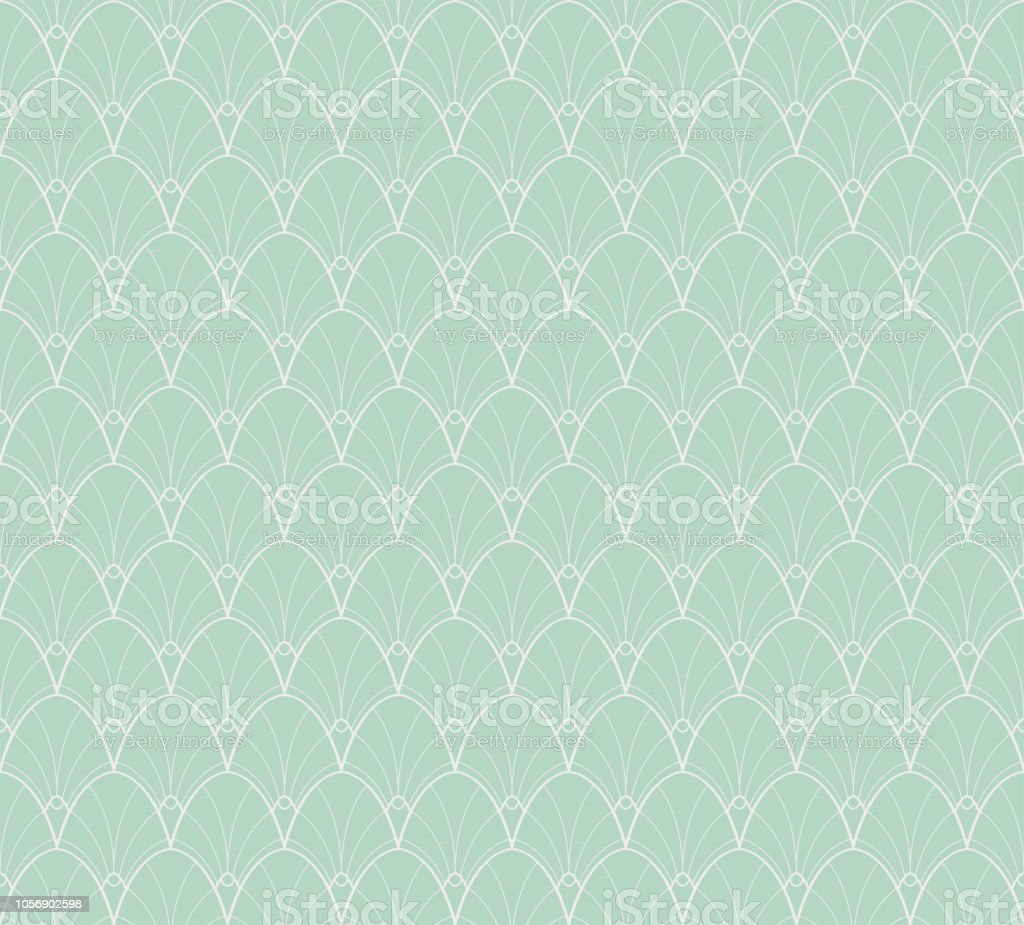 Seamless Art Deco Pattern Vintage Minimalistic Background Abstract Luxury Illustration Stock Illustration Download Image Now Istock
