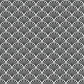 Seamless Art Deco Texture