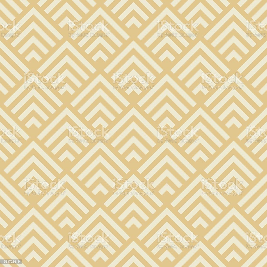 seamless art deco texture vector art illustration