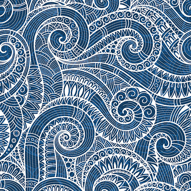 Royalty Free Batik Clip Art, Vector Images & Illustrations