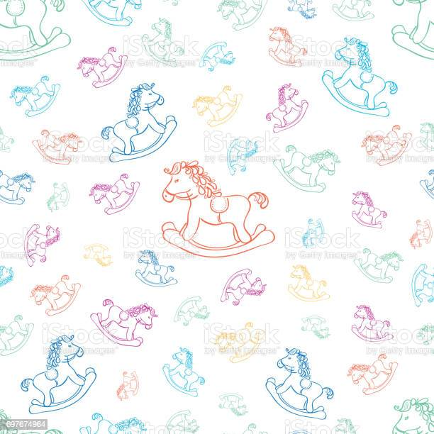 Seamless baby background with horse vector id697674964?b=1&k=6&m=697674964&s=612x612&h=gsat vz tua6t38ljfv klobmul6s9camc5od6u5nta=