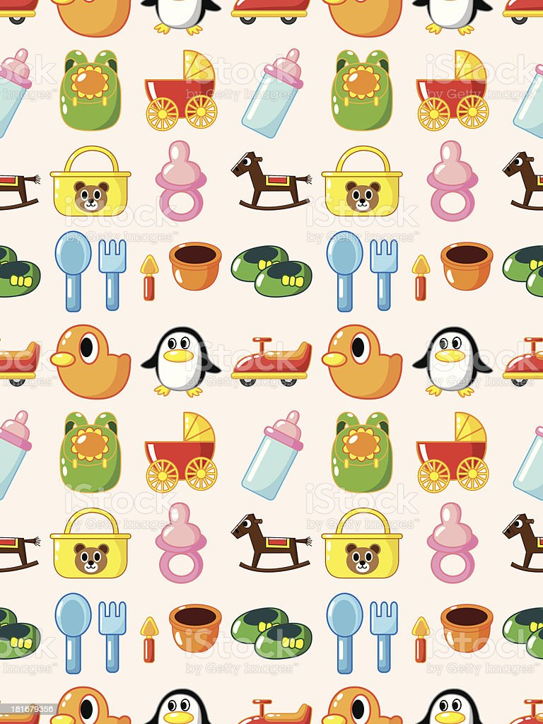 seamless baby pattern royalty-free seamless baby pattern stock vector art & more images of baby